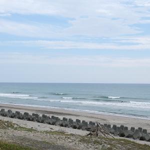 2020/10/04 浜岡方面 波あって楽しめました