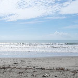 2019/08/06 片浜 いい波