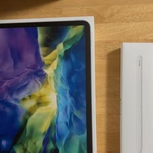 iPad Pro(2020年春モデル)を買ってQOLを上げた日記