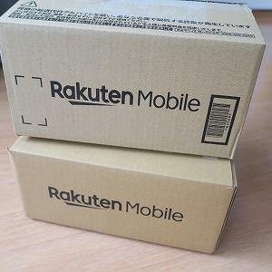 妻の携帯もUQモバイルから楽天モバイルへ乗り換えました