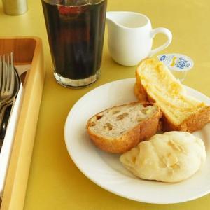 銀座木村家3F・洋食グリルでパン食べ放題