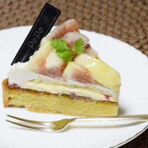 パティスリーポポのケーキと焼き菓子