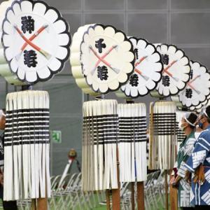 関東連合若鳶会の伝統行事研修会2020・その1