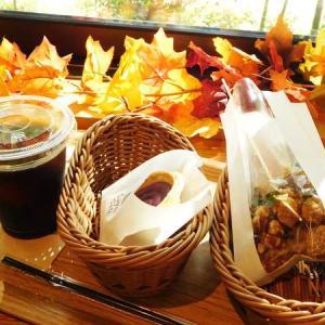 かりんとう旭製菓のカフェ「レイヤーカフェ」