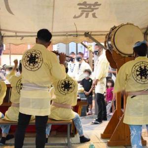 熊谷うちわ祭2021・3日目夜
