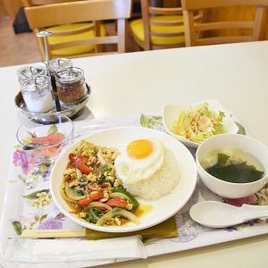 タイ料理店「バンプーアン」の辛さレベル指定ガバオ