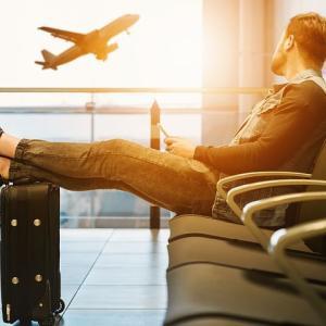 """まさかの""""あれ""""で飛行機に搭乗できくなる。。。"""
