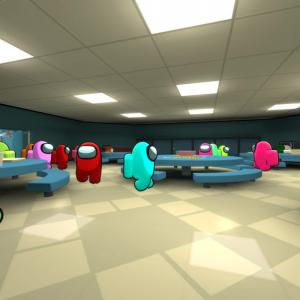 『Among Us』を一人称視点ゲームで遊ぶ「3D宇宙人狼」について徹底解説【Garry's Mod】