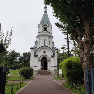 函館の有名観光地ハリストス正教会の入場料や営業時間、駐車場を解説!