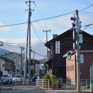 小樽の田中酒造本店が趣深くて歴史を感じる!試飲もあるよ