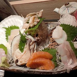 北海道札幌の海鮮居酒屋「かみ磯」の鮮魚が激ウマだったのでレポ!