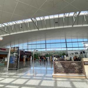 フィリピンのセブ島へ。飛行機の出発が3時間遅れて次の搭乗が大ピンチ!?