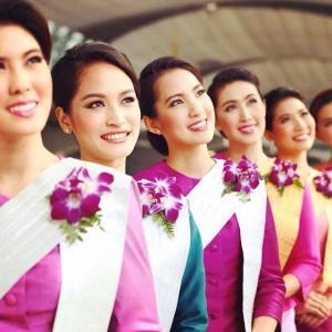 タイ国際航空 Part 2