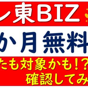【サラリーマン必見】テレ東BIZってどうなの!?3か月無料で登録する方法!