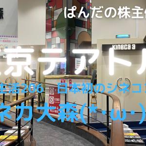 優待生活 日本初のシネコン・キネカ大森(*・ω・)ノ