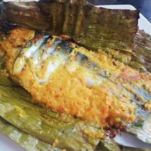 ドリアンを発酵させたソースで魚料理!?パハン州郷土料理Tempoyak(トンポヤッ)