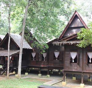 マレーシアを一周した気分になれるかも?マラッカの「Mini Malaysia & ASEAN Cultural Park」