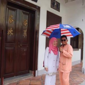マレー系マレーシア人男性のポジティブ成り行きまかせな思考について