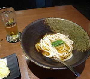 【うどん】 ⑩うどんや和食どんのすけ 天ぷらうどん