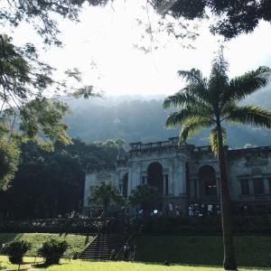 リオデジャネイロ Parque Lage ラージェ公園