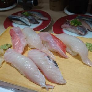 沼津魚がし鮨 流れ鮨