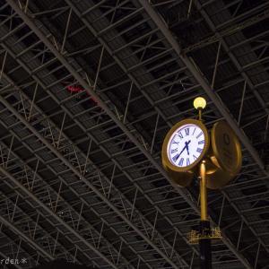 夜の【時空の広場】