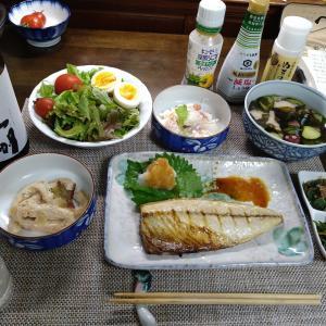 7.29 「冷凍庫整理」の晩酌セット!