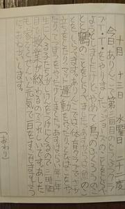 思い出日記51  ありんこ