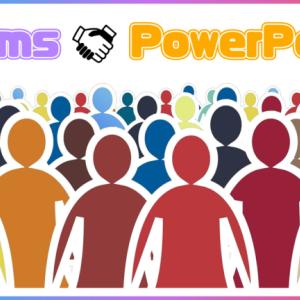 Teamsでパワーポイントの画面を共有する方法と、詳しい操作方法