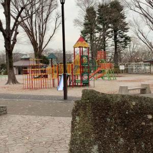 【陵南公園】南浅川沿いのじゃぶじゃぶ池がある公園