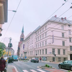 Ostravaという街