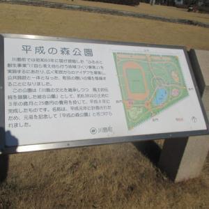 平成の森公園(埼玉県川島町)