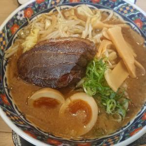 旨とろ角煮味噌らーめん(味噌屋蔵之介/埼玉県東松山市)