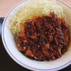 ソースカツ丼(梅)(かつや東松山店/埼玉県東松山市)