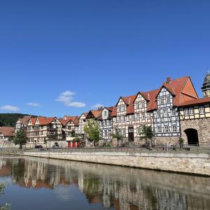 知る人ぞ知る美しい木組みの街「ハン・ミュンデン(Hann Münden)」に行ってきた〜「バート・ゾーデンアレンドルフ(Bad Sooden-Allendorf)」に寄り道をしながら〜