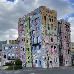 日帰りで木組みの街並みと現代の建造物が調和する街ブラウンシュヴァイク(Braunschweig)に行ってきた!
