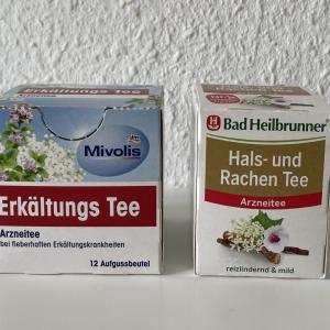 ドイツではハーブティーが薬の代わり!?ハーブティーだけで喉の痛みと風邪が回復した話