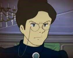 ・ロッテンマイヤーさんのメガネ