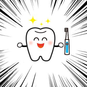 【歯磨きめんどくさい】 電動歯ブラシで解決【手動の50倍時短 最強】