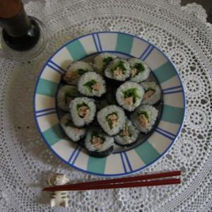 【レシピを使って】楽しく覚えるイタリア語表現とボキャブラリー(1)ツナの海苔巻き