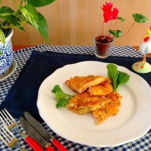 イタリアのパスタ入り卵焼き【フリッタータ】作り方