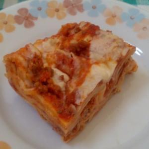 【イタリアの友人直伝】ラザーニャの作り方