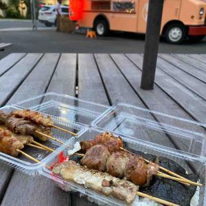 【とりとん祭】日本のお祭り気分で焼き鳥!【ハワイグルメ】