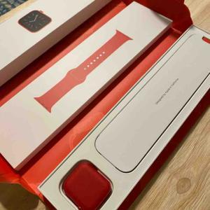 【Apple Watch6】4から買い替え!マスクしたままiPhoneロック解除出来る♪