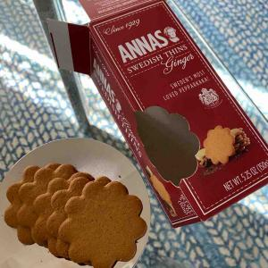IKEAの味っ!?セーフウェイで買ったスウェーデンのクッキー美味しい!