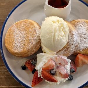 【池袋】発見が困難なカフェでパンケーキ夜ご飯。