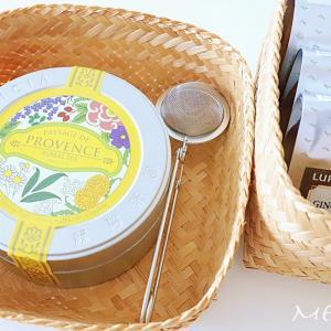 【カフェコーナー】紅茶セットをつくる