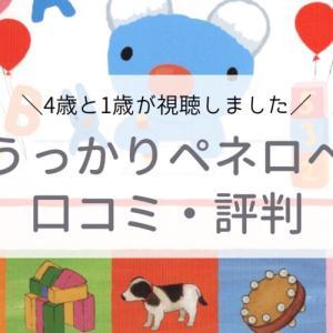 【うっかりペネロペの口コミ・評判】コスパ◎のおうち英語DVD!視聴したのでレビューします