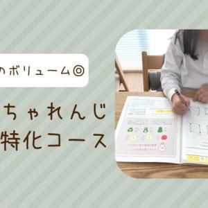【こどもちゃれんじの口コミ・評判】4歳(年中)が思考力特化コースを受講!