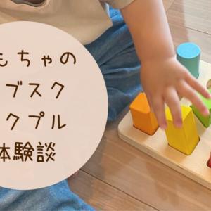 【イクプルの口コミ・評判】おもちゃのレンタルを体験レビュー